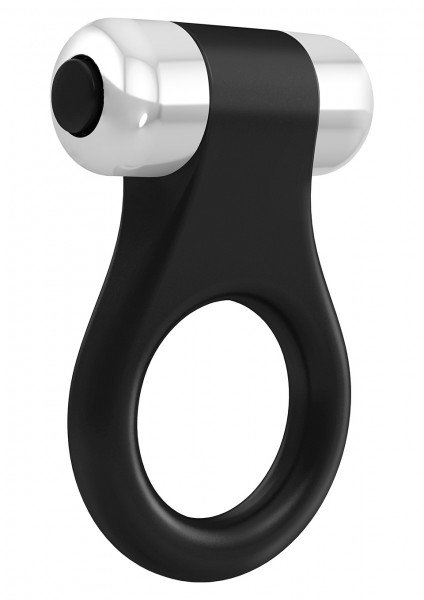 OVO B1 VIBRATING RING BLACK