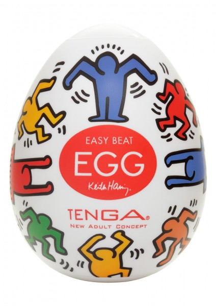 TENGA KEITH HARING EGG DANCE 6 P