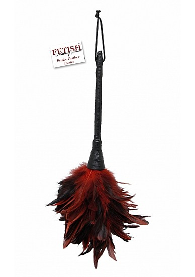 Frisky Feather Duster - Red